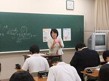 【学校見学会】クラーク記念国際高等学校のみなさんが来校されました。