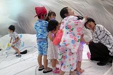 【NEWS】池坊保育園の「夏祭り」に参加しました!