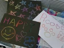 【授業紹介】幼児保育学科 造形表現「スパッタリング」で色の不思議を体験!