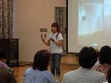 社会連携推進機構主催 第1回講演会を開催しました