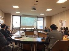 帝塚山学院大学との合同SD研修会を開催しました。